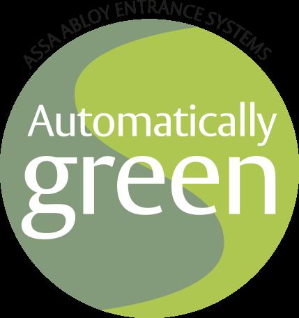 Automatically Green logo