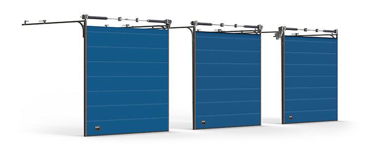 Mix-n-match our overhead sectional doors